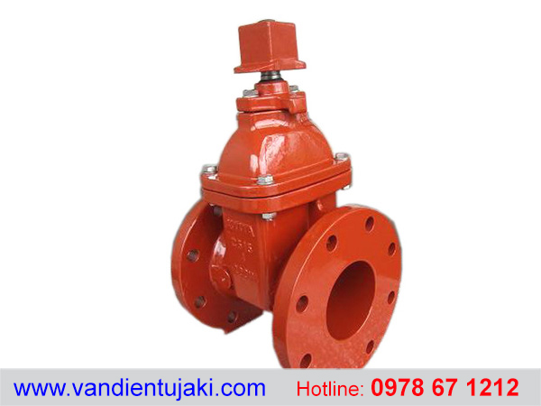 AWWA/ANSI 250Psi Non-Rising Stem Resilient Seated Gate Valve, Flanged connection